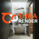 Thea Render for SketchUp Annual Single Floating License
